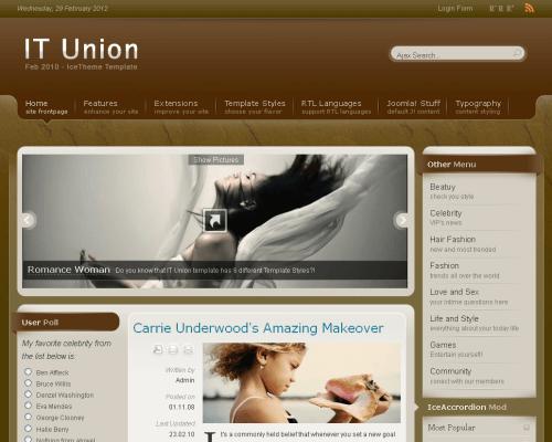 IT Union.