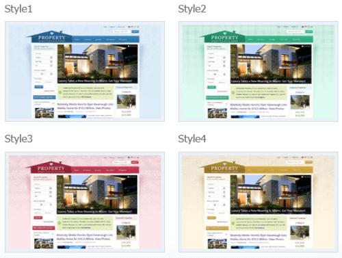 IT Property. Шаблон агентства недвижимости для Joomla 2.5.