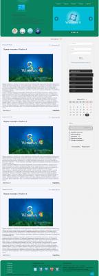 Шаблон Windows 8 / DLE 9.6