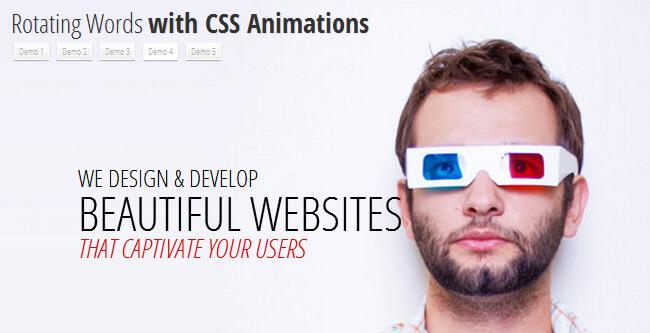 40 CSS3 jQuery красивостей для ваших новых проектов