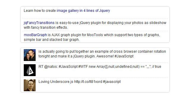 20+ свежих CSS3 jQuery плюшек