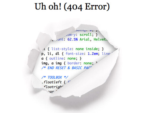 1110 35 Exceptional 404 Error Pages for Inspiration
