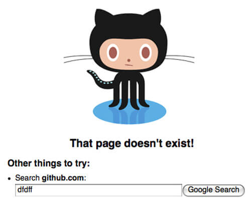 155 35 Exceptional 404 Error Pages for Inspiration