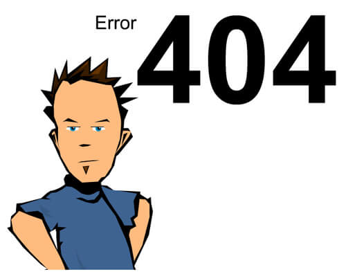 263 35 Exceptional 404 Error Pages for Inspiration