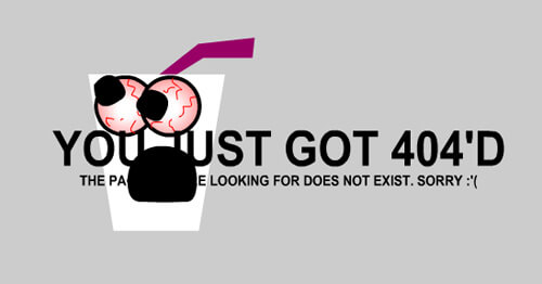 352 35 Exceptional 404 Error Pages for Inspiration