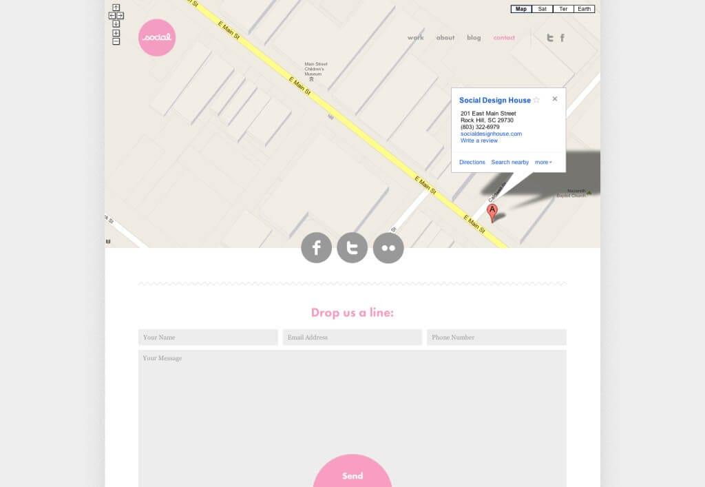 Contact | Social Design House