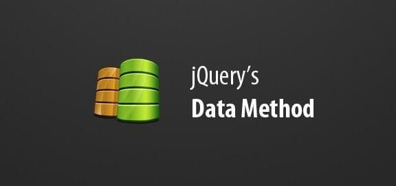 Метод data в jQuery