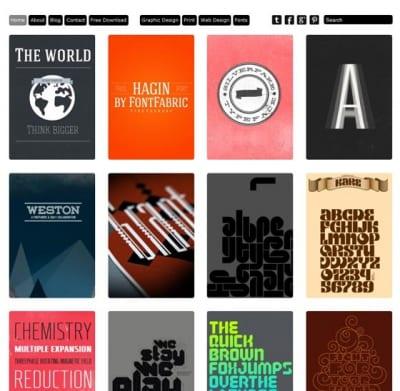 Шаблон WordPress - Grid Theme Responsive