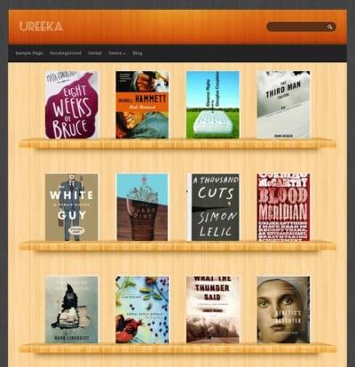 Шаблон WordPress - Ureeka