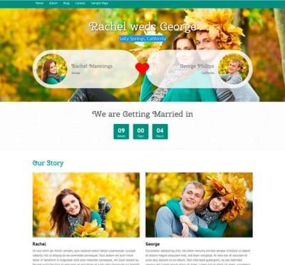 Шаблон WordPress - Zenith