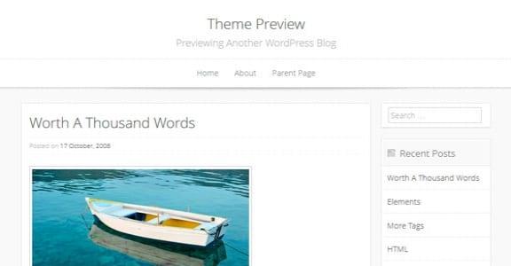 Шаблон Wordpress - Base WP