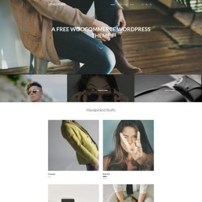Шаблон WordPress - LitheStore
