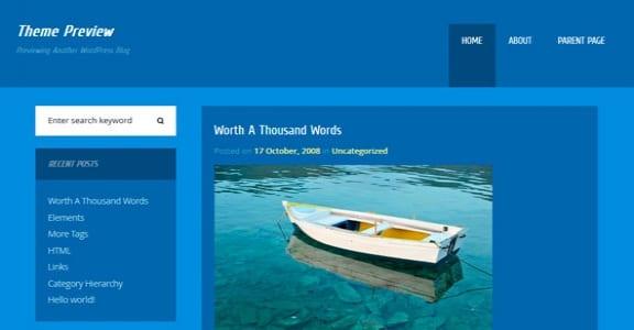Шаблон Wordpress - Kingdom