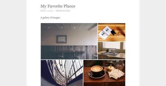 Шаблон Wordpress - Penscratch