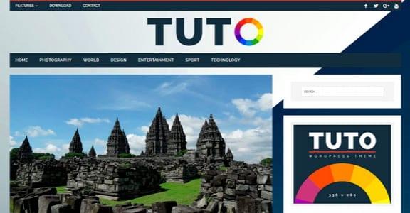 Шаблон Wordpress - Tuto
