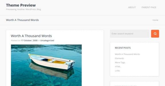 Шаблон Wordpress - Travel Planet